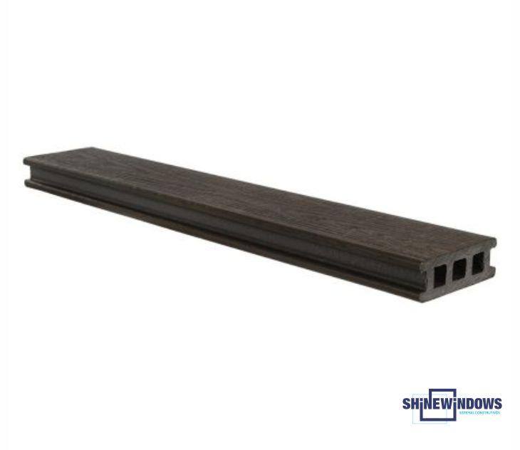 Deck de PVC 90 x 32 mm