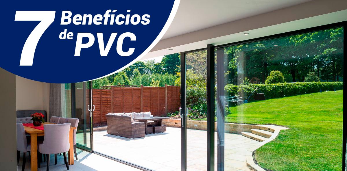 Os 7 benefícios de instalar portas e janelas em PVC
